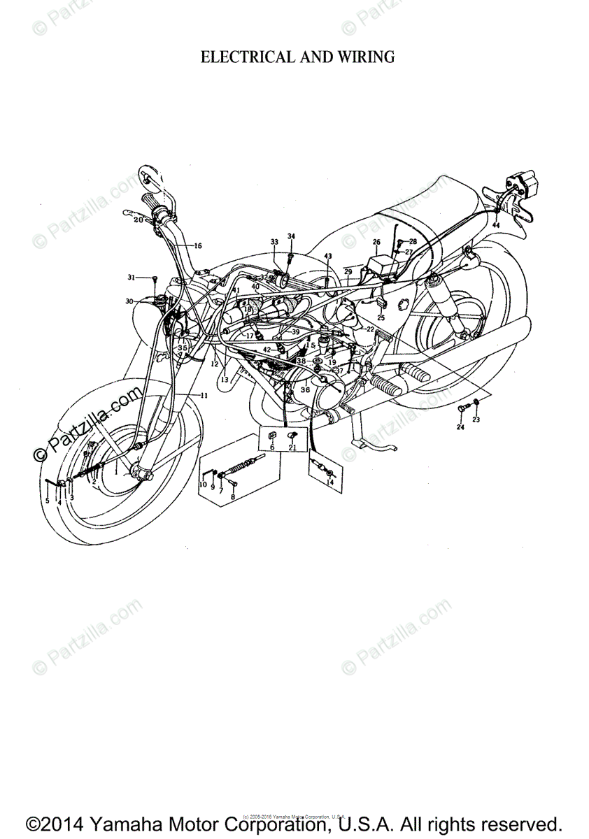 [SCHEMATICS_48ZD]  ES_8269] Yamaha Motorcycles Electrical Wiring Diagrams Motorcycle Parts And Schematic  Wiring | 1965 Yamaha Wiring Diagram |  | Throp Kicep Mohammedshrine Librar Wiring 101