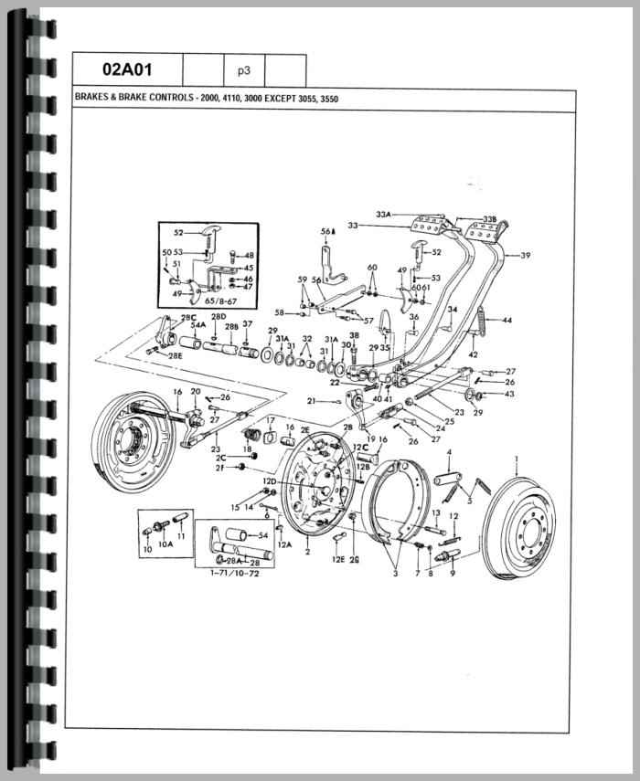 1964 ford 2000 tractor wiring diagram yg 0919  1965 ford 4000 wiring diagram 1965 ford 4000 gas tractor  yg 0919  1965 ford 4000 wiring diagram