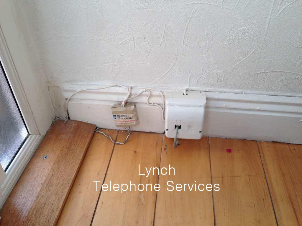 Awe Inspiring Lynch Telephone Services Image Gallery Work We Have Completed On Wiring Cloud Timewinrebemohammedshrineorg