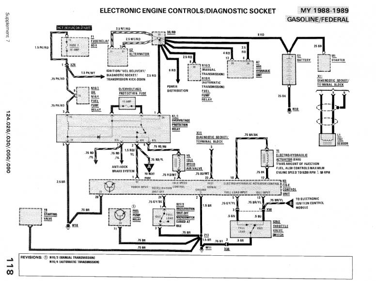 1988 Toyota Pickup Fuel Pump Wiring Diagram Collection