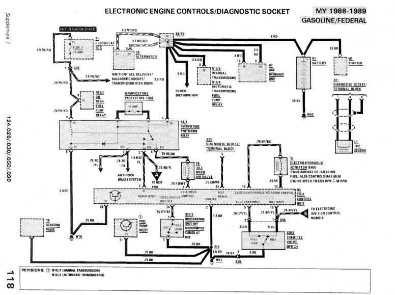 Yn 2058  Mercedes Fuel Pump Diagram Wiring Diagram
