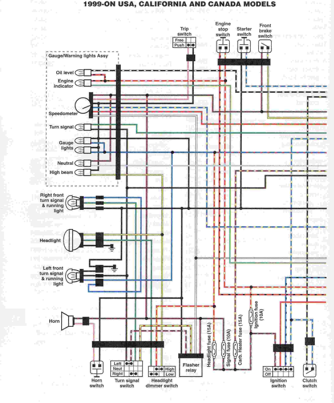 yamaha 1600 wiring diagram - wiring diagram drain-view-a -  drain-view-a.zaafran.it  zaafran.it
