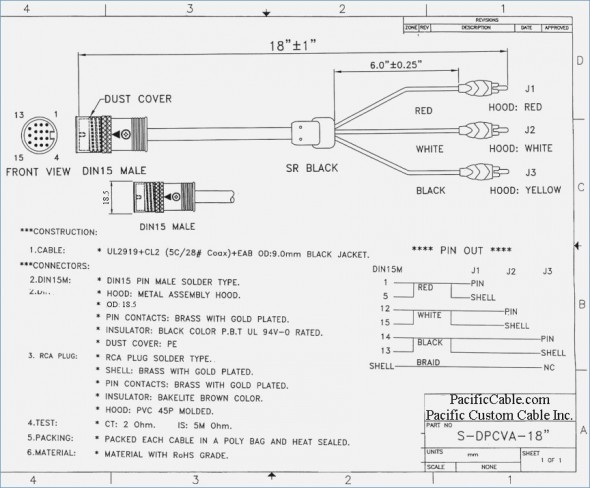 Usb To Rca Wiring Diagram
