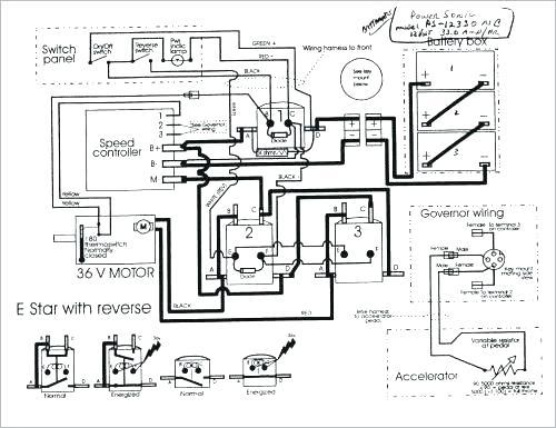Xt 0785 Golf Cart 36v Wiring Diagram Free Download Wiring