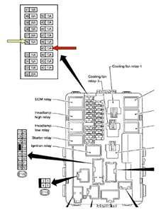 [FPER_4992]  YO_1669] 2005 Nissan Altima Fuse Box Schematic Wiring | Fuse Box For 2005 Nissan Altima |  | Intel Aidew Illuminateatx Librar Wiring 101