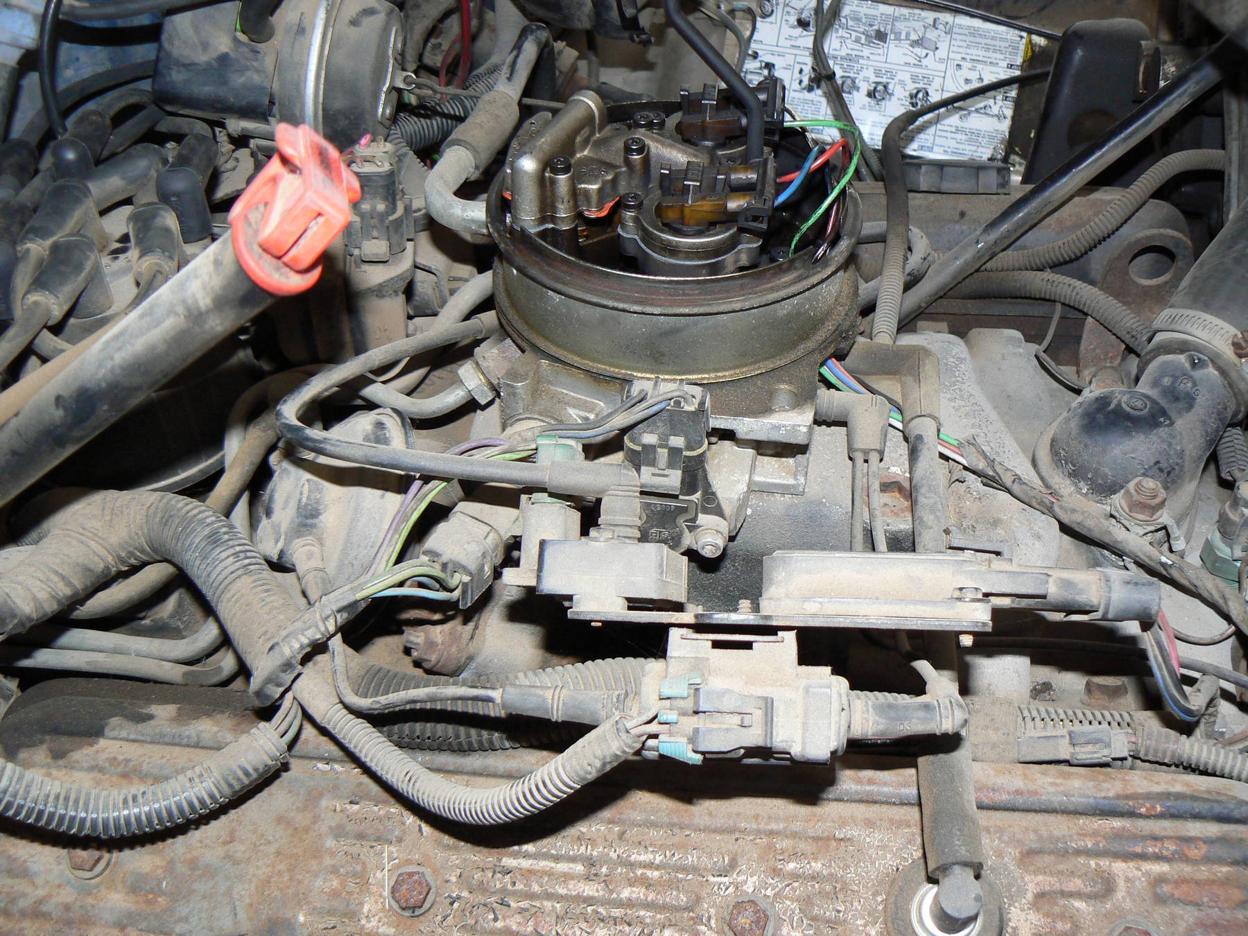 Wh 8565  93 Chevy Truck Throttle Body Wiring Diagram Free