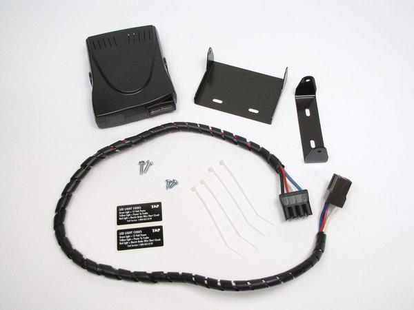 Strange Electric Trailer Brake Controller Kit For Lr3 Lr4 And Range Rover Sport Wiring Cloud Rometaidewilluminateatxorg