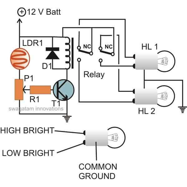 tyco 5 blade relay wiring diagram hw 5593  headlight relay wiring diagram arduino motor shield  headlight relay wiring diagram arduino