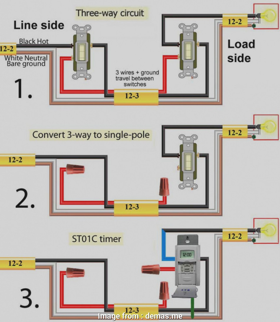 Ew 2853 Wiring A 3 Way Light Switch Multiple Lights Free Diagram