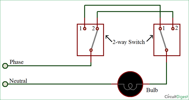 Superb Wiring Diagram Two Way Switch Basic Electronics Wiring Diagram Wiring Cloud Counpengheilarigresichrocarnosporgarnagrebsunhorelemohammedshrineorg