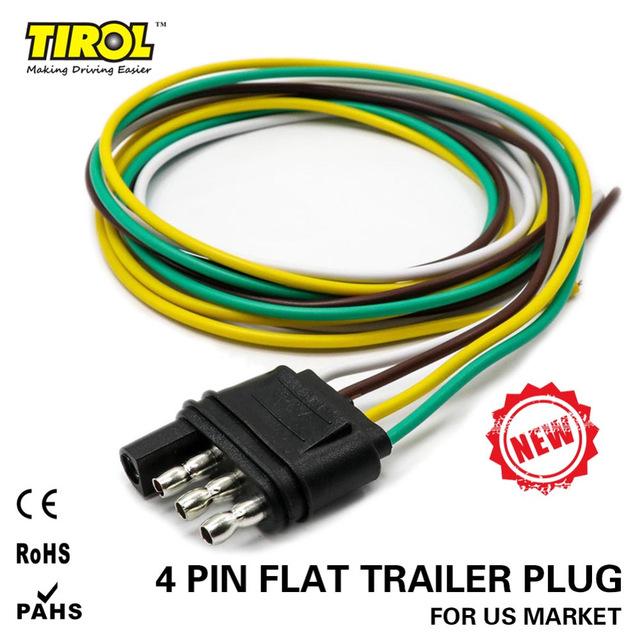 Tt 6157 Way Flat Trailer Wiring Harness 2039 Long Wesbar Wiring 002220 Schematic Wiring