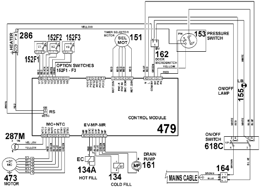Gb 7393  Wiring Diagram As Well Whirlpool Ice Maker