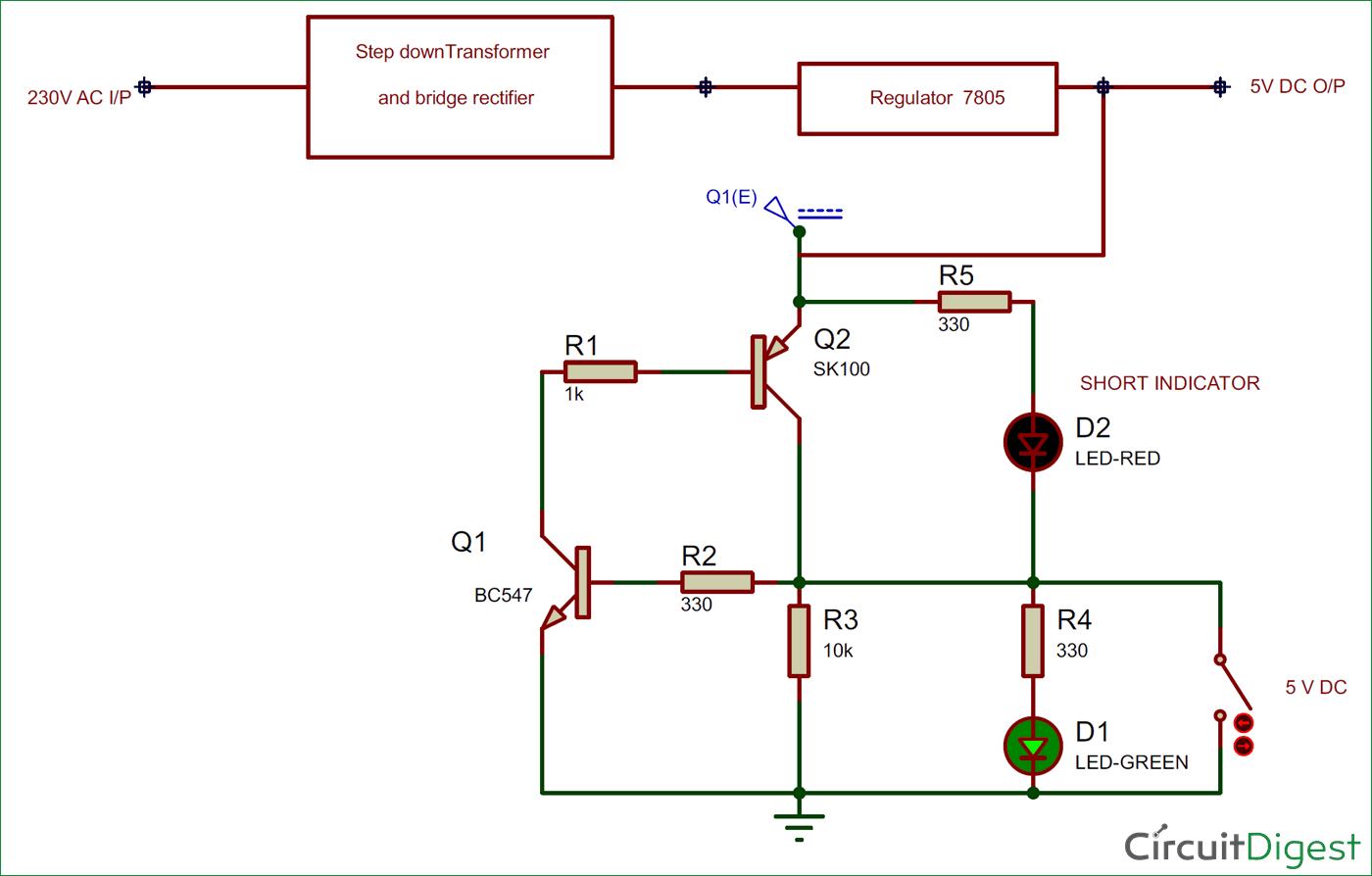 Strange Simple Short Circuit Diagram Short Circuit Protection Circuit Wiring Cloud Gufailluminateatxorg