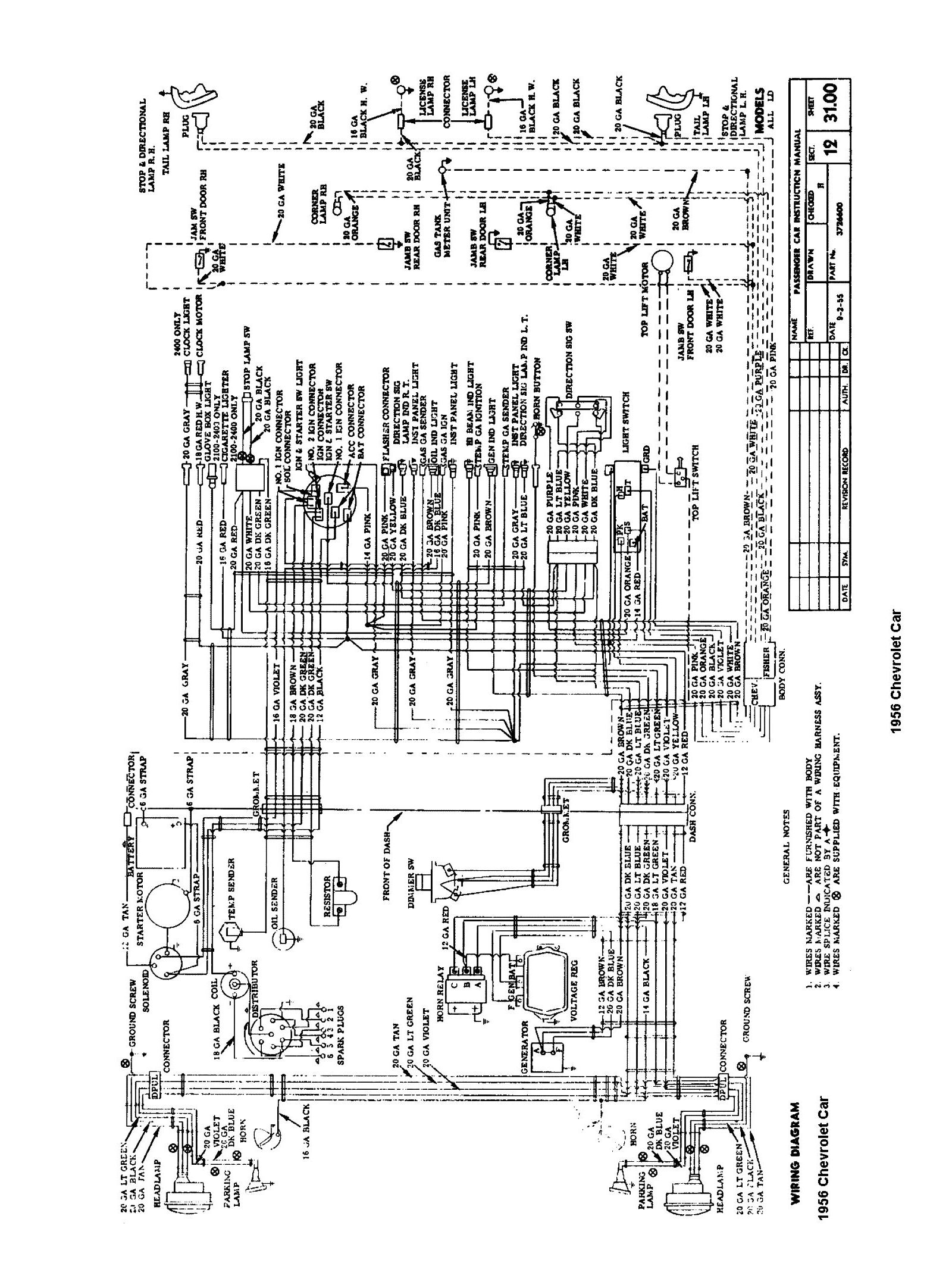 Vh 0617 55 Chevy Wiper Cable Diagram On 55 Chevy Heater