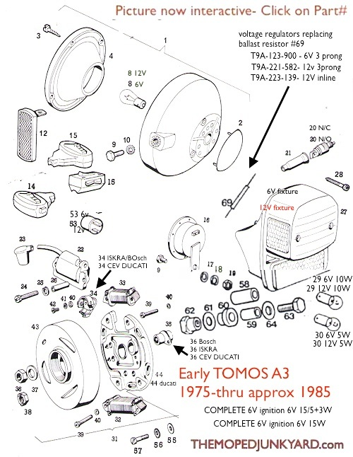 Tz 1939 Tomos Revival Moped Wiring Diagram Schematic Wiring