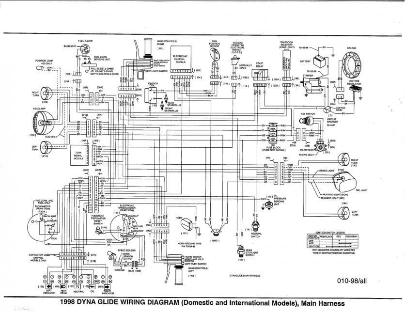 1999 softail wiring diagram 1999 softail wiring diagram wiring diagrams  1999 softail wiring diagram wiring