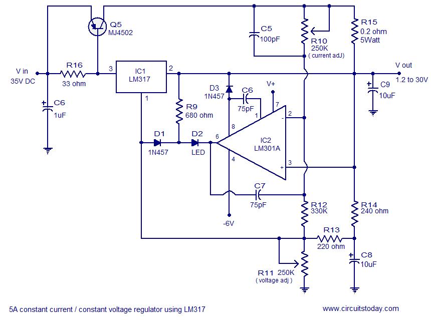 Astonishing Few Lm317 Voltage Regulator Circuits That Has A Lot Of Applications Wiring Cloud Ittabpendurdonanfuldomelitekicepsianuembamohammedshrineorg