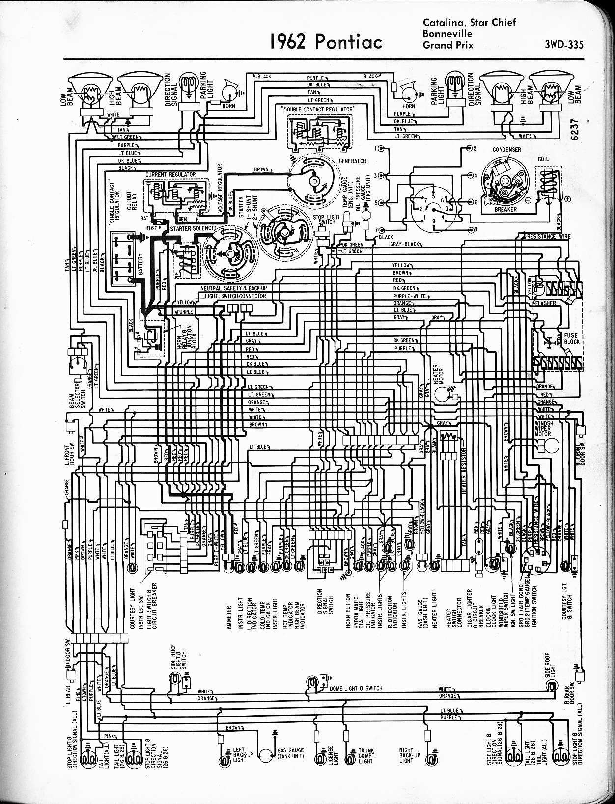 Fantastic 1958 Pontiac Chieftain Wiring Diagram Wiring Diagram Wiring Cloud Faunaidewilluminateatxorg