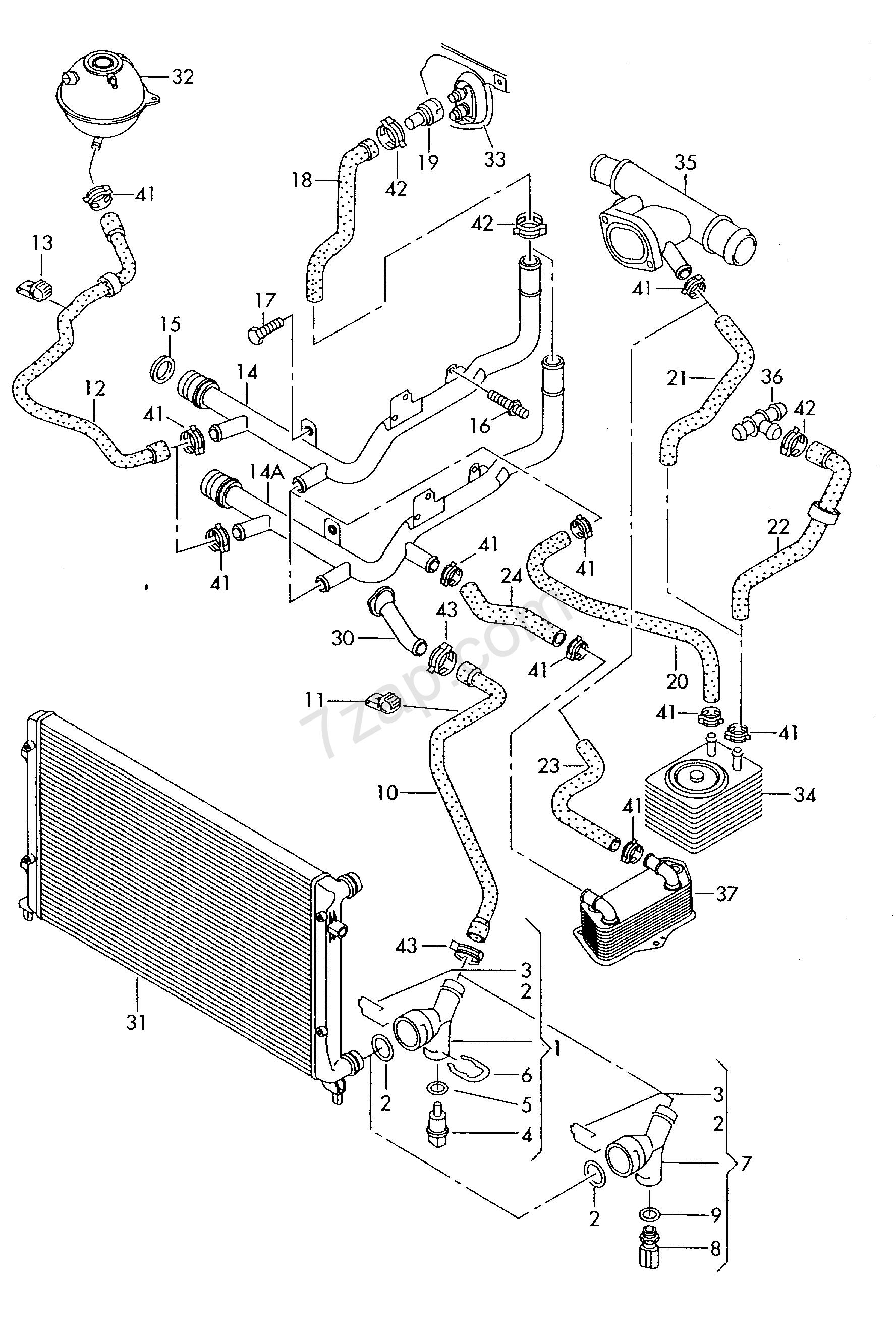 Strange Audi Engine Cooling Diagram Wiring Library Wiring Cloud Staixaidewilluminateatxorg