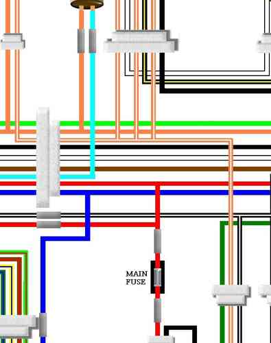 suzuki rv 50 wiring diagram suzuki rv 125 wiring diagram e1 wiring diagram  suzuki rv 125 wiring diagram e1