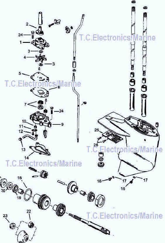 Fine Mercury Outboard Parts Drawing 6 8 9 9 10 15 Hp Wiring Cloud Histehirlexornumapkesianilluminateatxorg