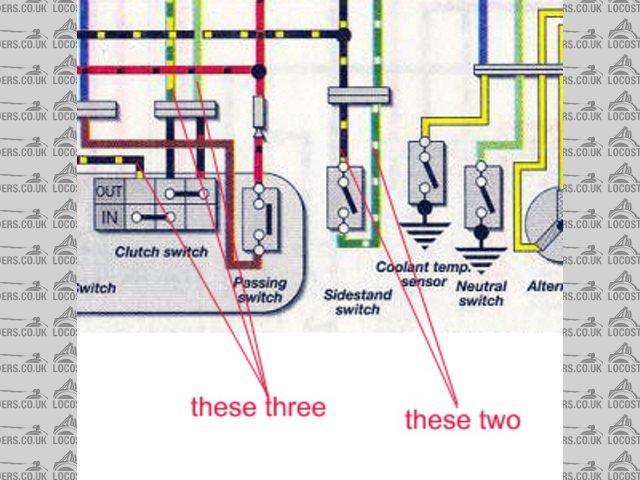 Kawasaki Zx9 Wiring Diagram