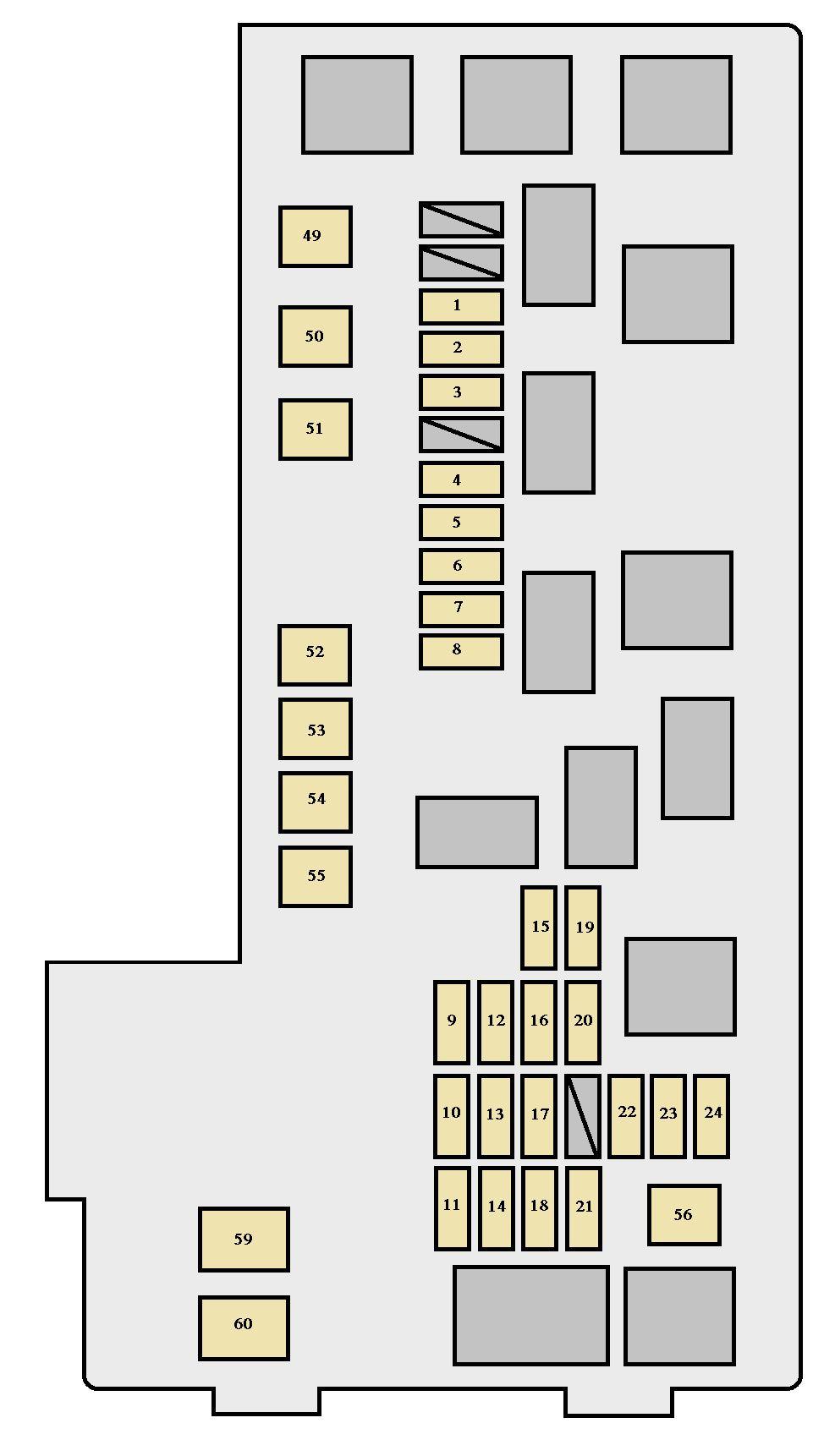 [DIAGRAM_5LK]  MX_5691] Fuse Box Location Furthermore 2003 Toyota Highlander Fuse Box  Diagram Free Diagram | 2006 Highlander Hybrid Fuse Box Location |  | Wida Weasi Iosco Gue45 Mohammedshrine Librar Wiring 101
