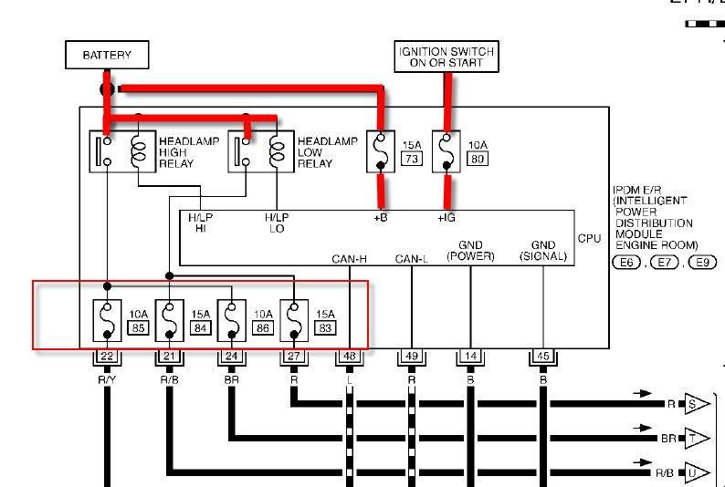 Superb 350Z Headlight Wiring Harness Wire Basic Electronics Wiring Diagram Wiring Cloud Cranvenetmohammedshrineorg
