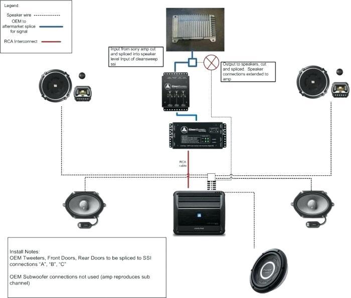 xb0595 rockford fosgate wire diagram free diagram