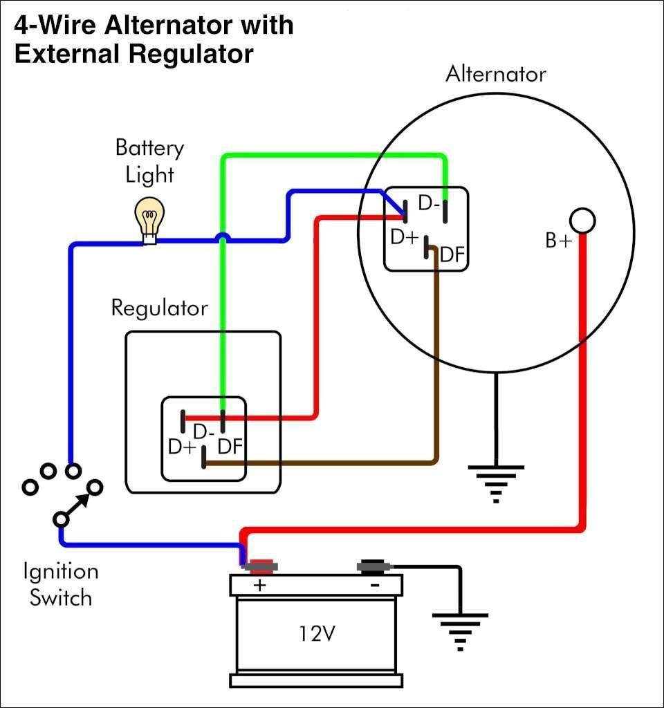 XH_4167 Diagram Wiring Moreover One Wire Alternator Wiring Diagram On Gm  10Si Schematic Wiring [ 1024 x 960 Pixel ]