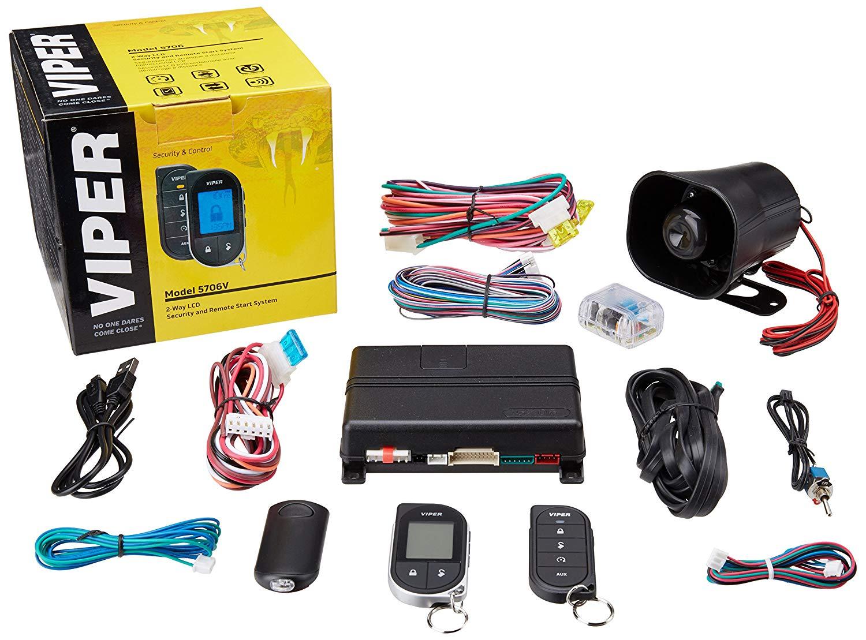 Fine Amazon Com Viper 5706V 2 Way Car Security With Remote Start System Wiring Cloud Filiciilluminateatxorg