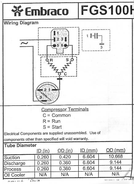 electrical wiring diagram refrigeration vy 9407  kenmore refrigerator pressor wiring diagram wiring  kenmore refrigerator pressor wiring