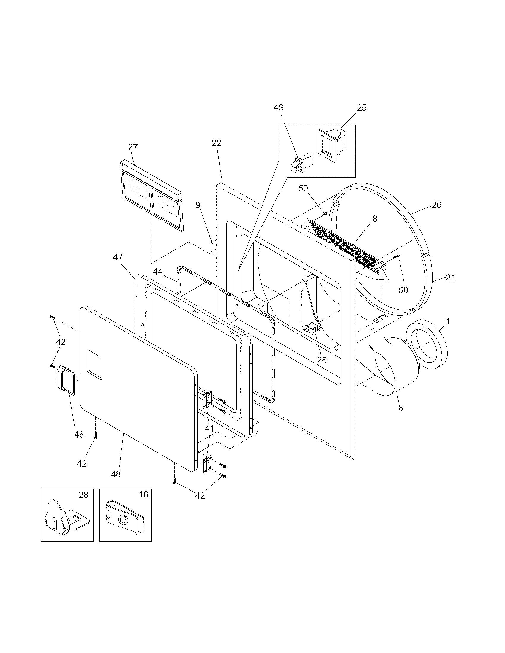 wiring diagram for crosley dryer fy 8544  crosley parts diagrams also with crosley washing machine  crosley washing machine
