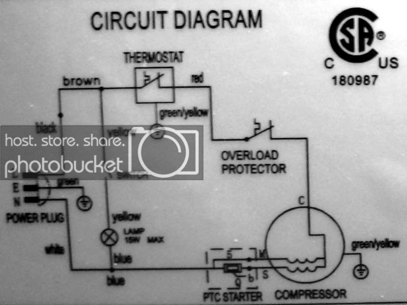 Wiring Diagram For Lg Refrigerator