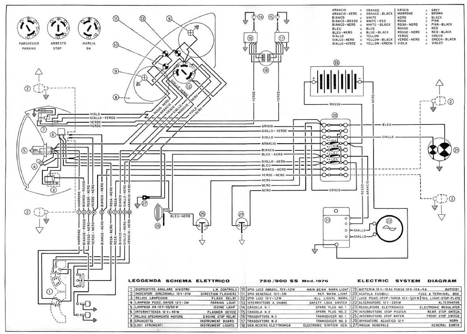 ducati pantah wiring diagram tf 2026  ducati monza wiring schematic wiring  ducati monza wiring schematic wiring