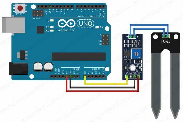 Marvelous Interfacing Soil Moisture Sensor With Arduino Uno Tutorial Wiring Cloud Intelaidewilluminateatxorg