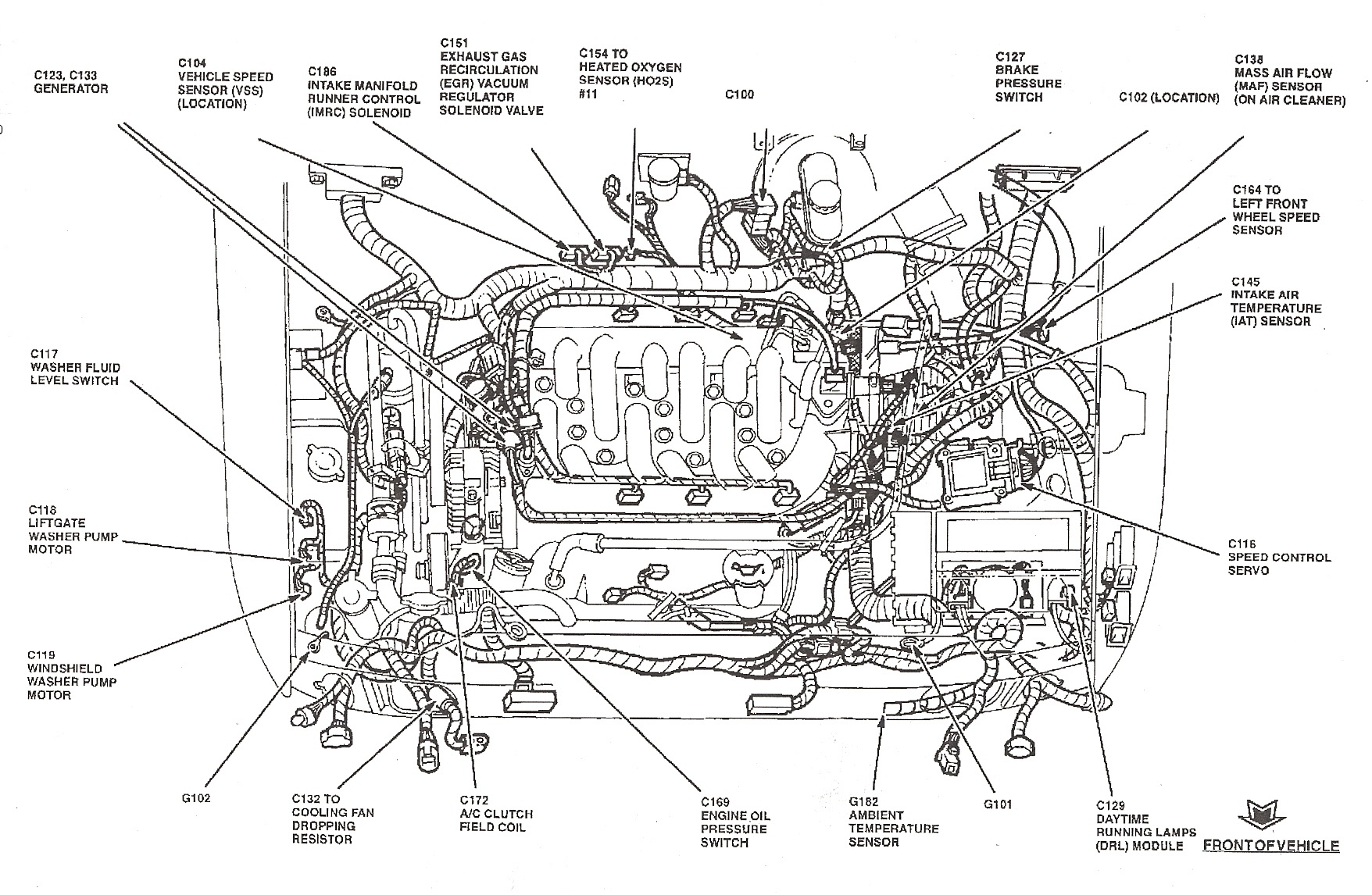05 Ford Escape 3 0 Engine Diagram Wiring Diagram Complete Complete Lionsclubviterbo It