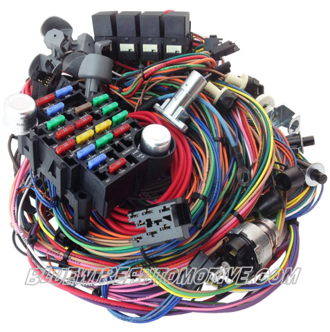 Stupendous Ford Wiring Harness Wiring Diagram Wiring Cloud Itislusmarecoveryedborg