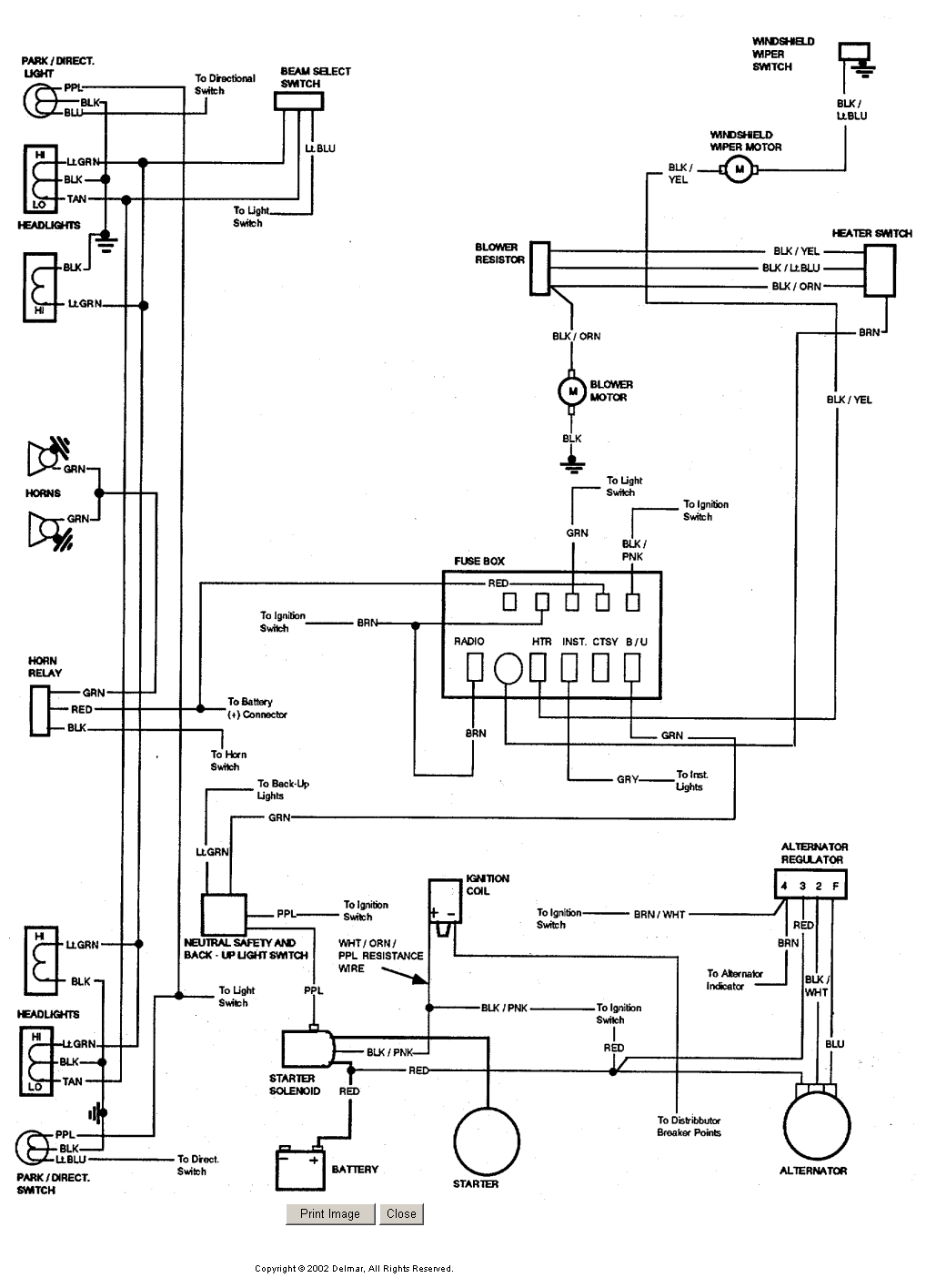 71 C10 Wiring Diagram Two Battery Wiring Diagram Delco Electronics Yenpancane Jeanjaures37 Fr