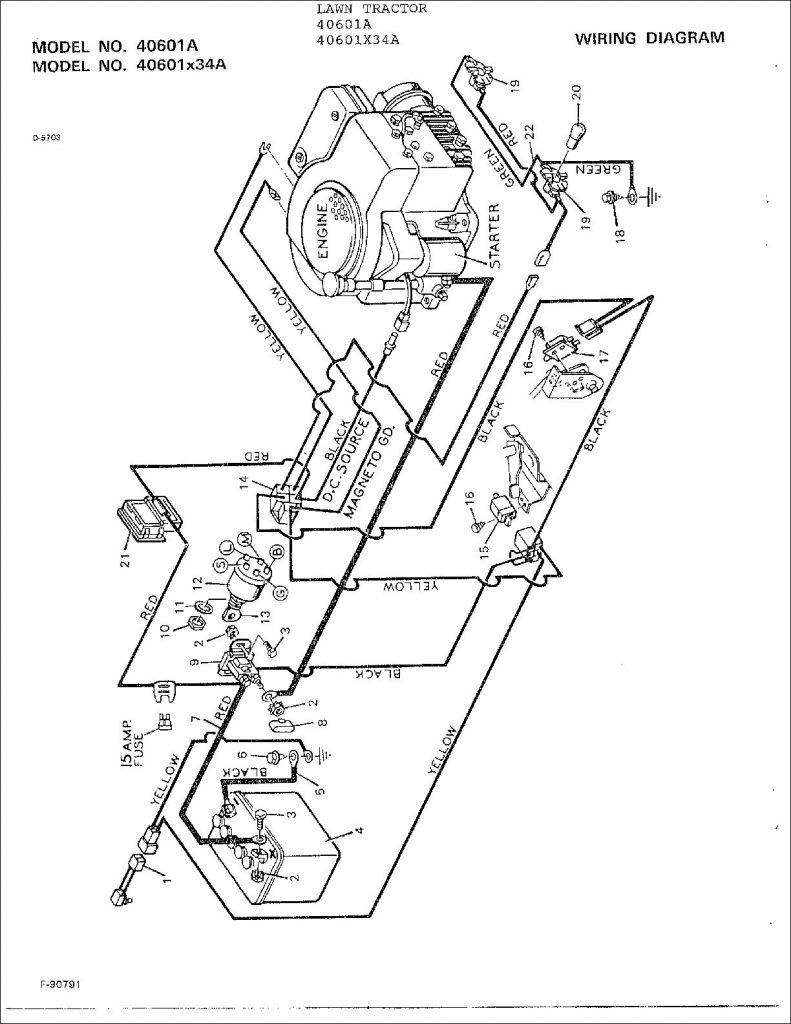 Brilliant Murray Lawn Mower Ignition Switch Wiring Diagram Wirings Diagram Wiring Cloud Filiciilluminateatxorg