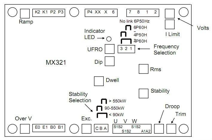 Za 4222 Denyo Generator Wiring Diagram Schematic Wiring