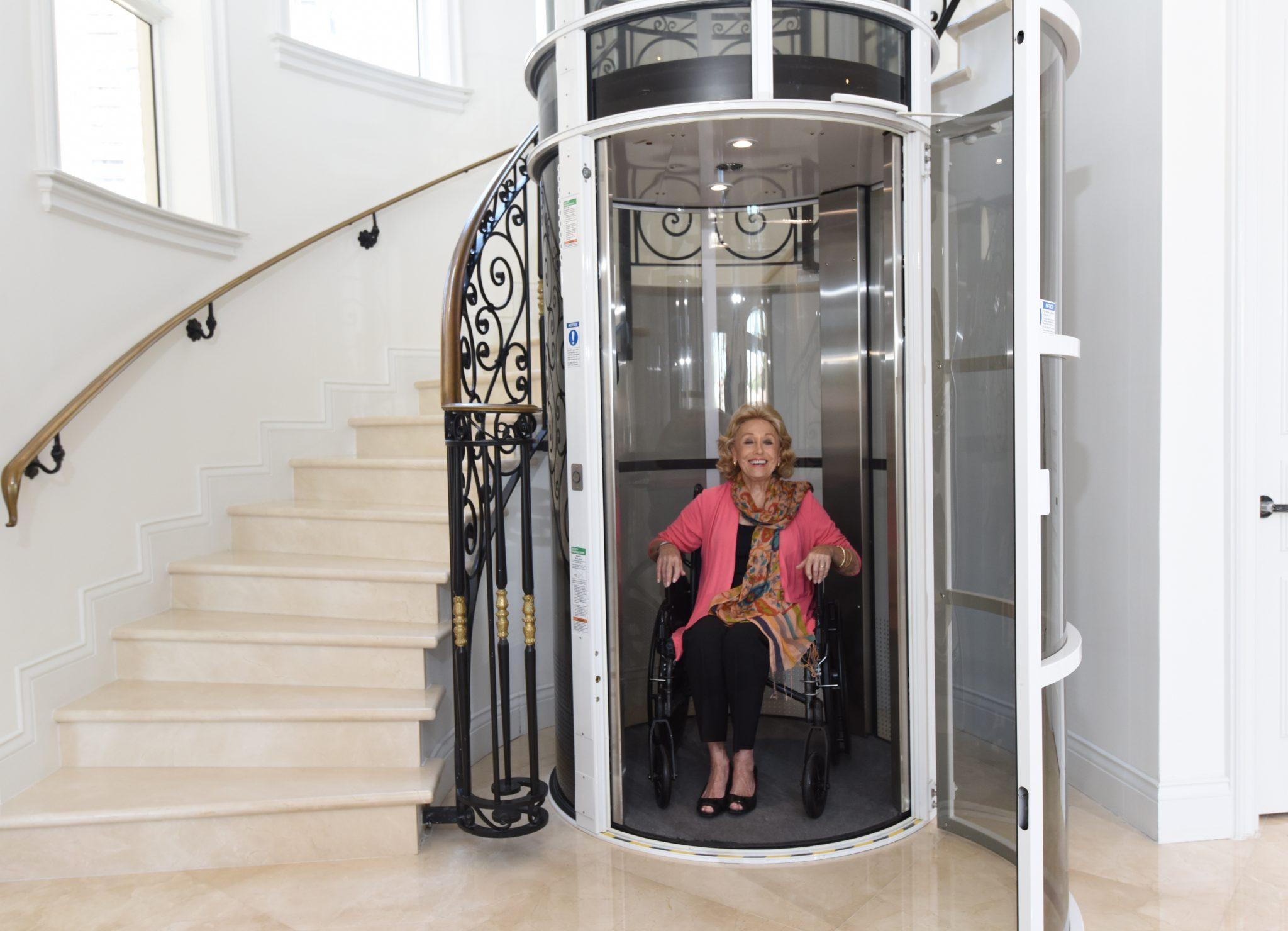 Astounding Pneumatic Vacuum Elevators Home Elevator Manufacturers Wiring Cloud Gufailluminateatxorg