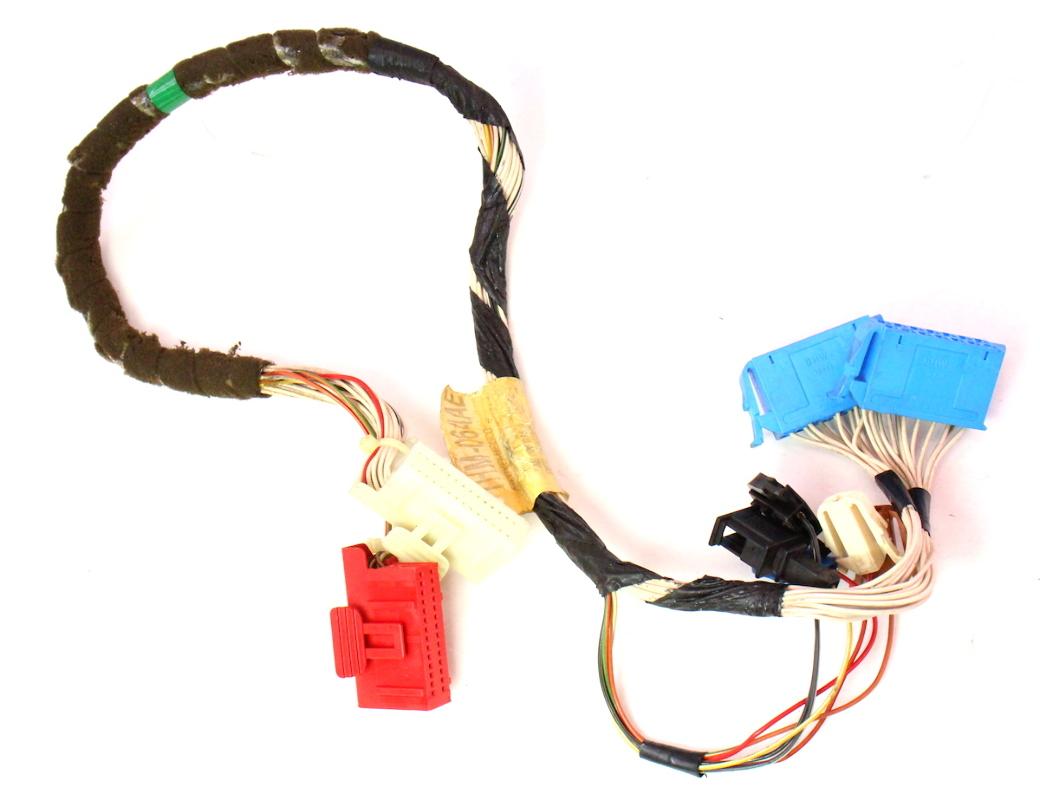 Swell Gauge Instrument Cluster Wiring Harness Vw Jetta Golf Mk3 Tdi 1Hm Wiring Cloud Orsalboapumohammedshrineorg