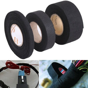 Swell 1 Roll 15M For Car Auto Adhesive Cloth Tape Cable Looms Wiring Wiring Cloud Ymoonsalvmohammedshrineorg
