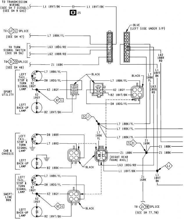 1992 Dodge Truck Wiring Diagram Wiring Diagram Productive Productive Zaafran It