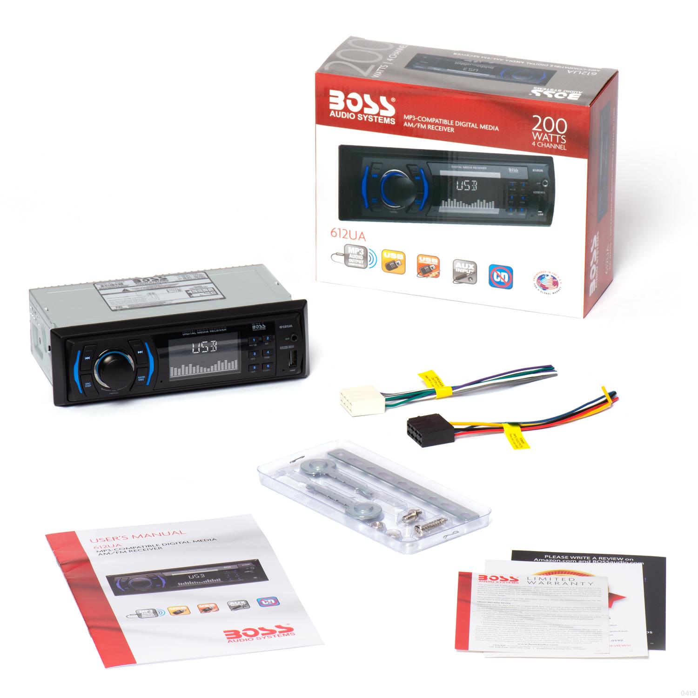 Og 4183 Boss Bv7942 Car Stereo Wiring Harness Wiring Diagram