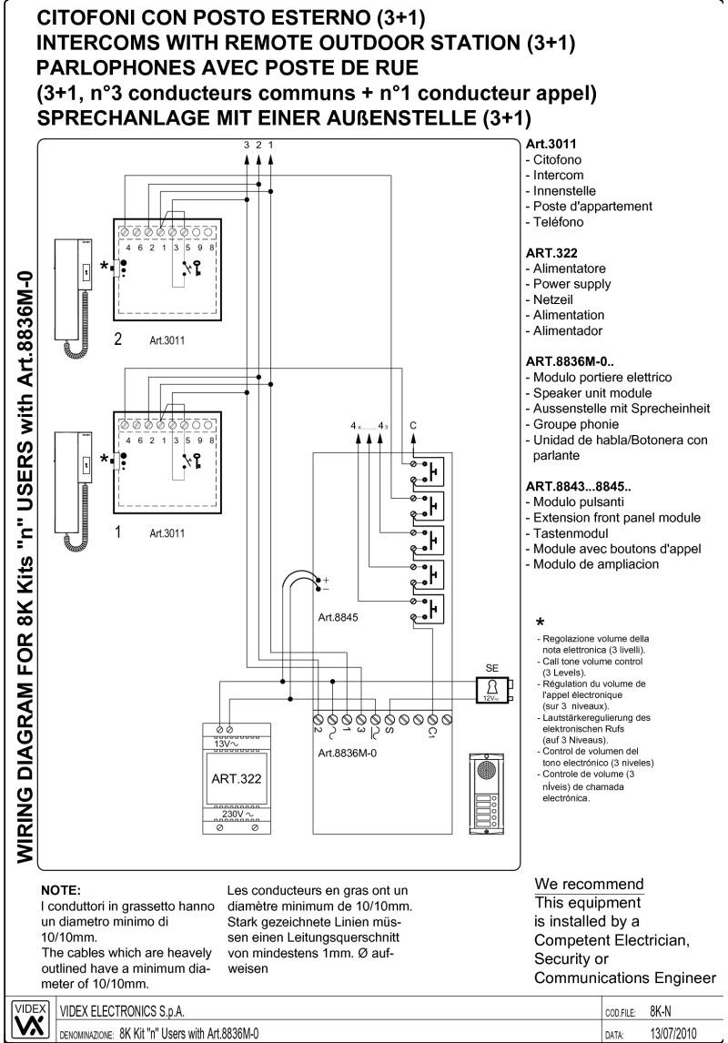[XOTG_4463]  RB_3624] Videx Smart 1 Wiring Diagram Free Diagram | Videx Wiring Diagram |  | Hroni Batt Oxyl Mepta Mohammedshrine Librar Wiring 101