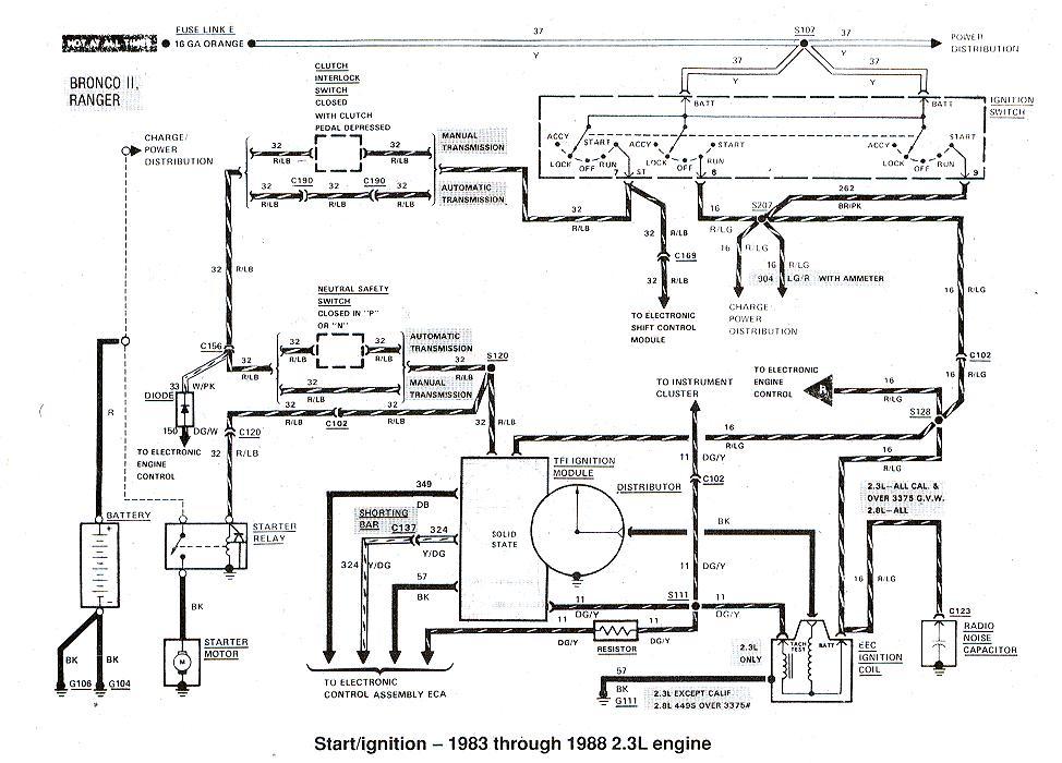 Remarkable 83 Mustang Wiring Diagram Wiring Diagram Database Wiring Cloud Comincrandhjemputiterstredacosmisramohammedshrineorg