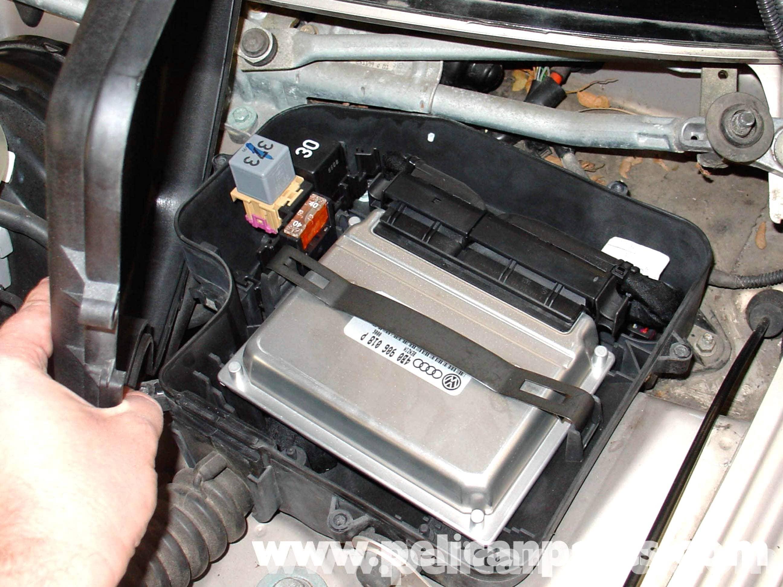 Super Audi A4 1 8T Volkswagen Ecu Replacement Golf Jetta Passat Wiring Cloud Hisonepsysticxongrecoveryedborg