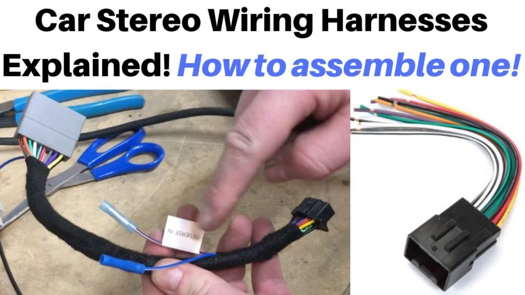 Cr 5269  Stereo Wiring Harness Video Download Diagram